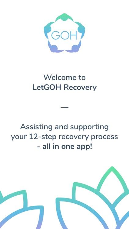 LetGOH - Addiction Recovery