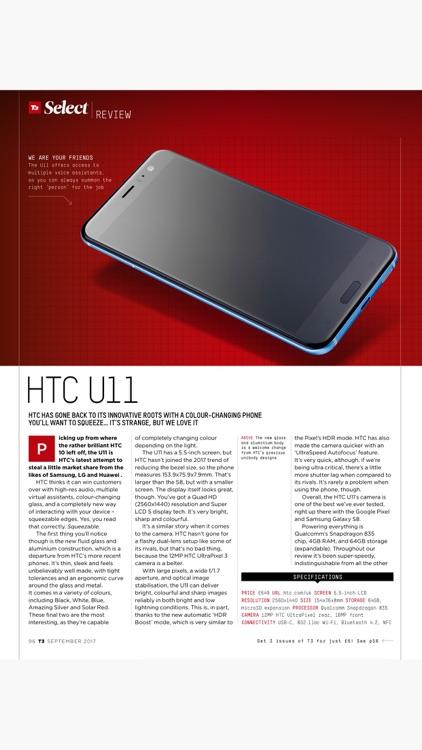T3 - The Gadget & Technology Magazine screenshot-4
