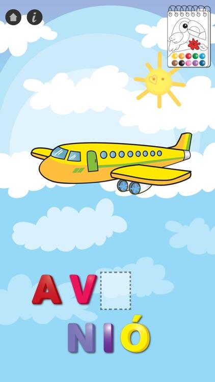 Leo Spanish Spelling Game screenshot-4