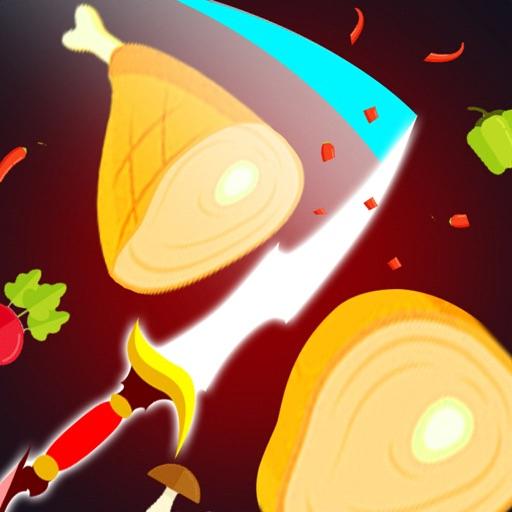 Idle Knife - Slice Food iOS App