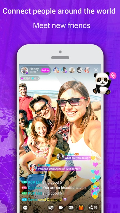 download Live.me – Live Video Chat apps 2