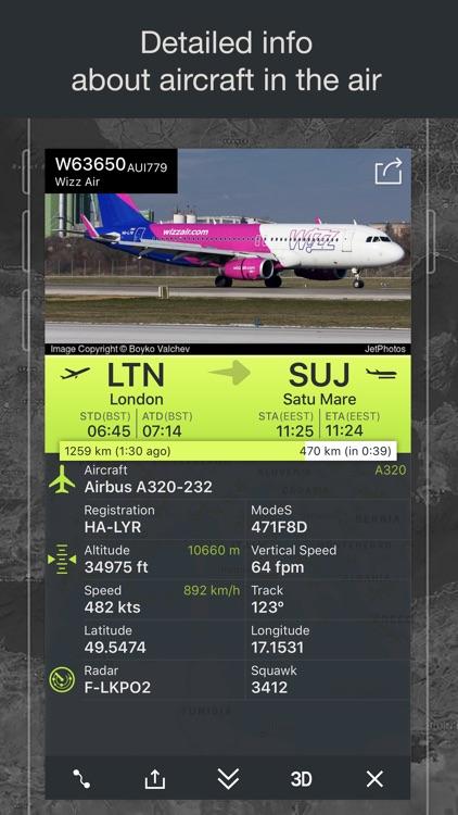 Flight Tracker - Online Status