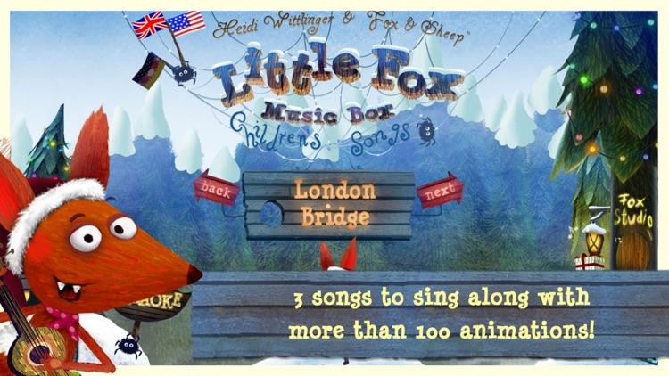Little Fox Music Box screenshot-0