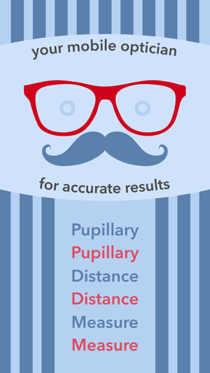 3a65ee57fc Pupillary Distance Measure on the App Store