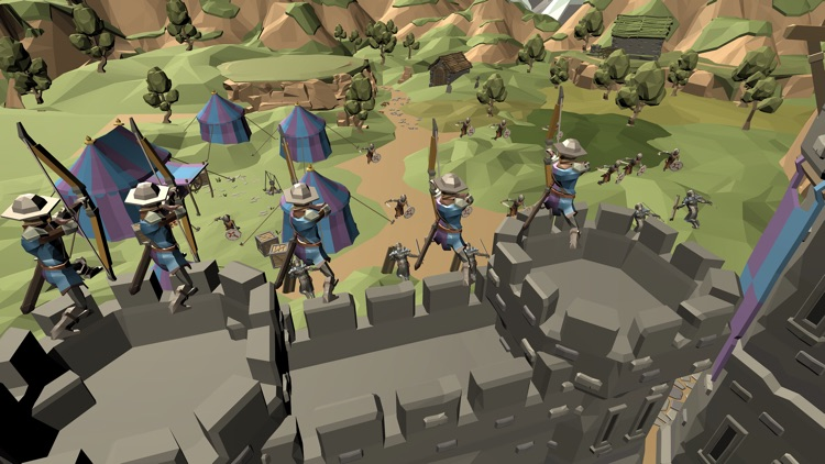 Medieval Skirmishes screenshot-0