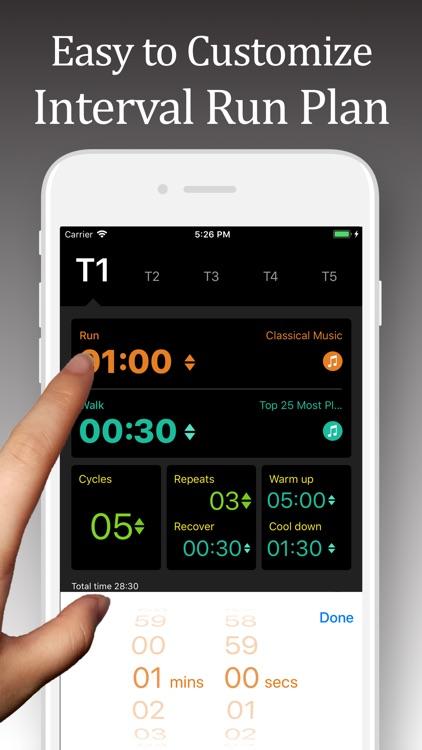 Running Timer screenshot-0