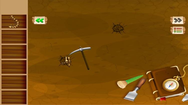 Dinosaurs Quest Bone Digging screenshot-5
