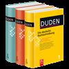 Duden Wörterbücher Deutsch - Bibliographisches Institut GmbH