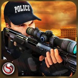 Police Sniper Prison Guard