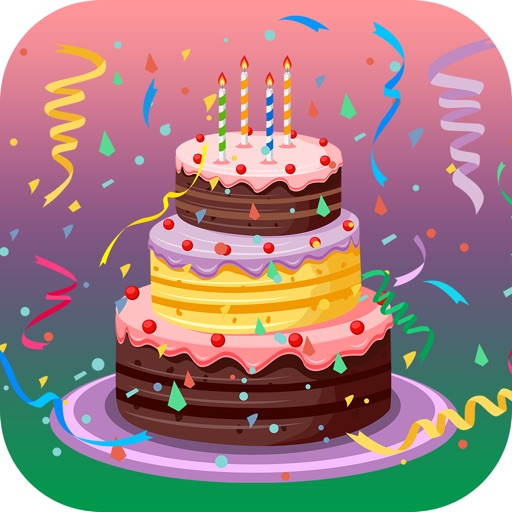 Cake with Name and Photo - Birthday Cake Maker by bharat patel