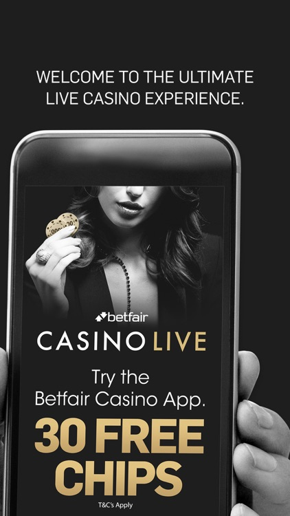 Betfair Live Casino & Roulette screenshot-2
