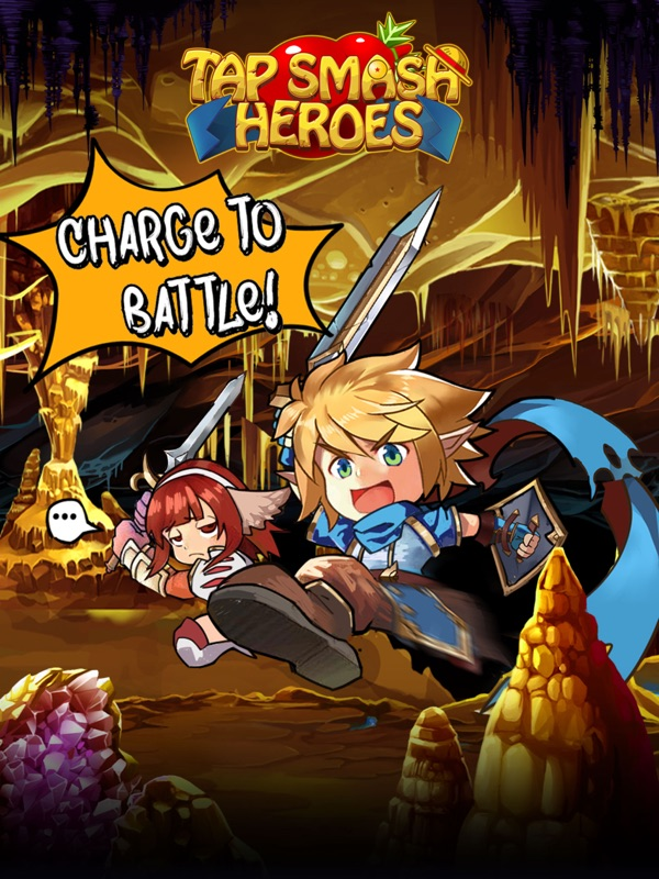 3 Minutes to Hack Tap Smash Heroes: Idle RPG - Unlimited