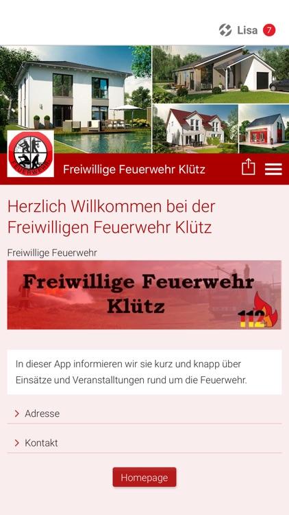 Freiwillige Feuerwehr Klütz