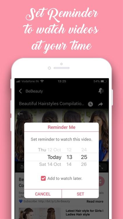 Natural Beauty tips - BeBeauty screenshot-4