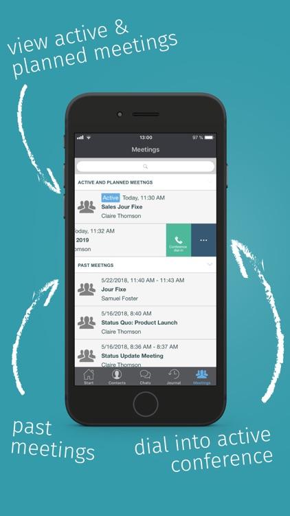 XPhone Connect Mobile screenshot-5