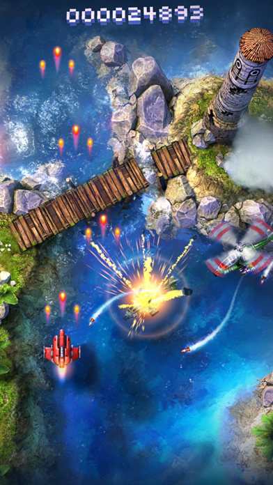 Screenshot of Sky Force 20141