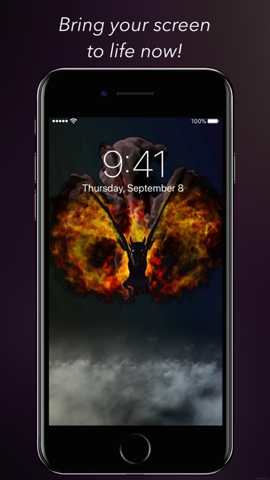 ThemeZone - Live Wallpapers Screenshot 7