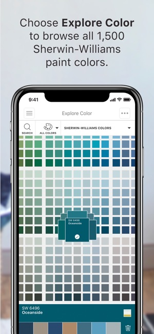 ColorSnap® Visualizer iPhone on the App Store