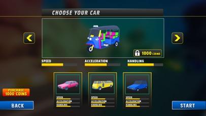 Kids Extreme Car Race 2018 screenshot 4