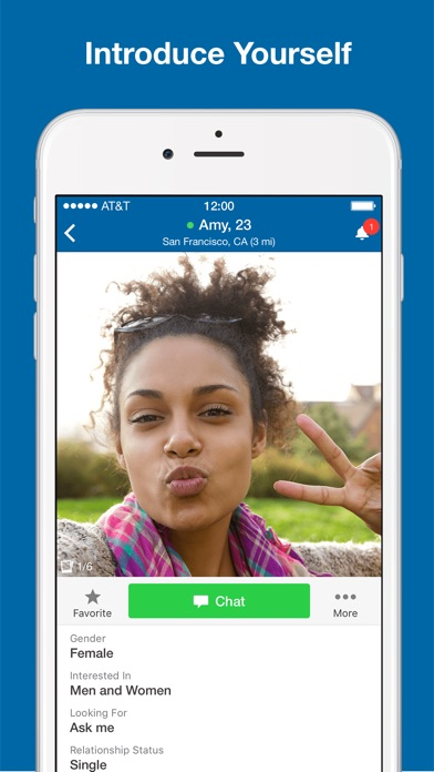 Skout - Meet, Chat, Go Live Screenshots