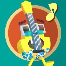 Monster Chords: Guitar & Ukulele Fun Learning Game