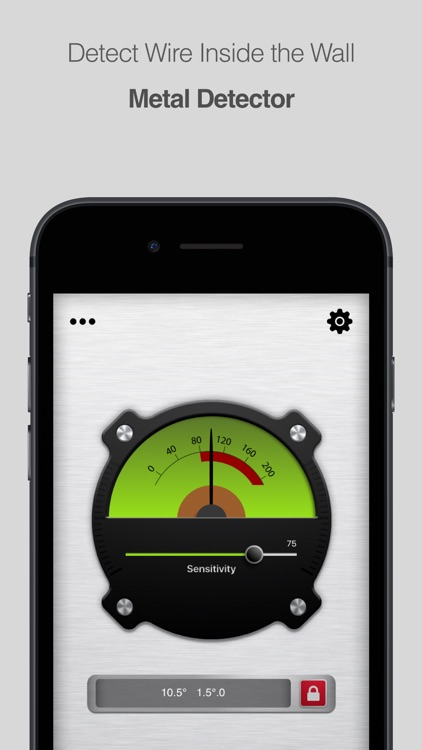 Bubble Level for iPhone screenshot-3
