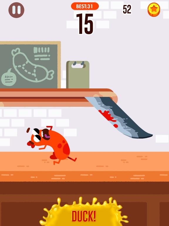 Run Sausage Run! screenshot 6