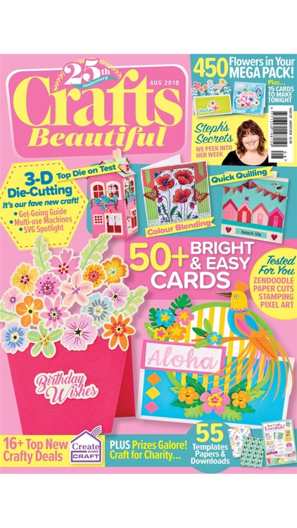 Crafts Beautiful Magazine screenshot-3