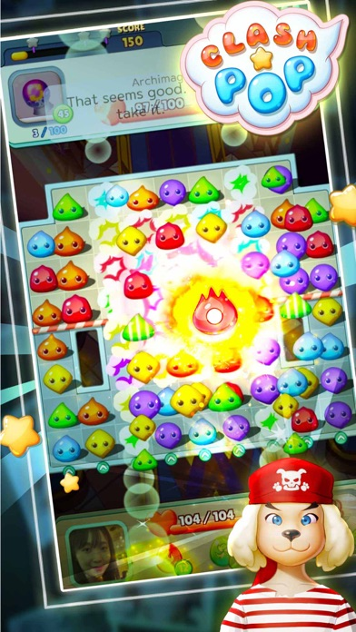 Clash Pop-Creative puzzle game screenshot 3