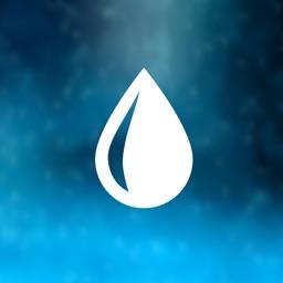 癒しの水の音でリラックス勉強の集中やヨガ瞑想を