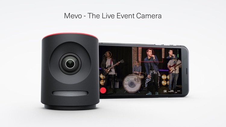 Mevo - The Live Event Camera