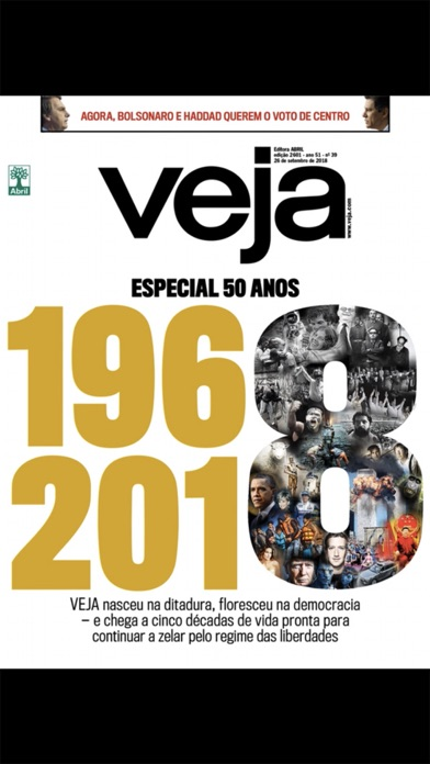 Revista Veja review screenshots