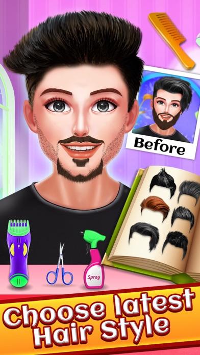 Celebrity Beard Salon screenshot 3
