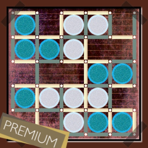 Dots and Boxes : Premium. icon