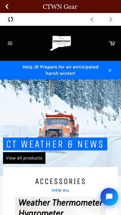 CT Weather & News