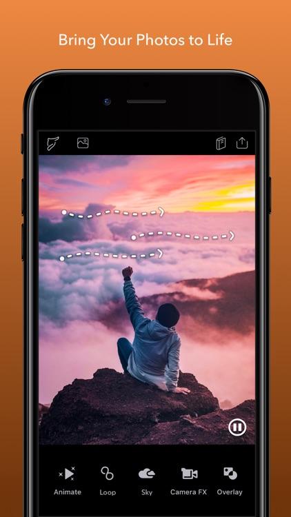 Enlight Pixaloop screenshot-0