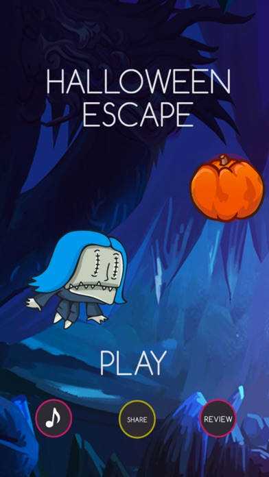 Halloween Escape screenshot 1