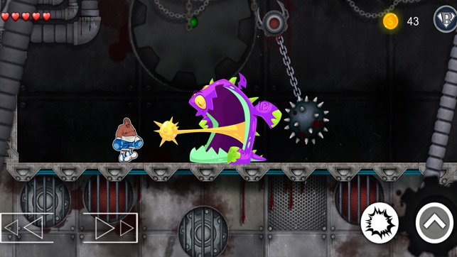 Beetlejuice: Bad as Can, game for IOS