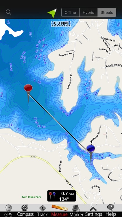 Sam Rayburn RSVR & Angelina NF screenshot-1