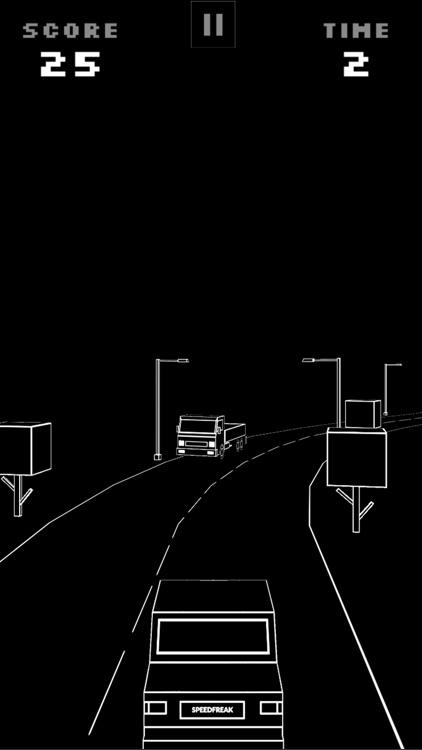Racing Pixel Car screenshot-3