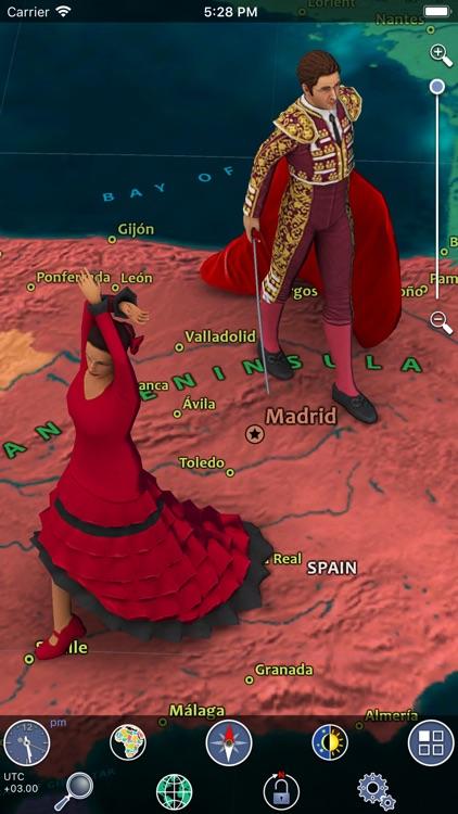 Earth 3D - World Atlas screenshot-4