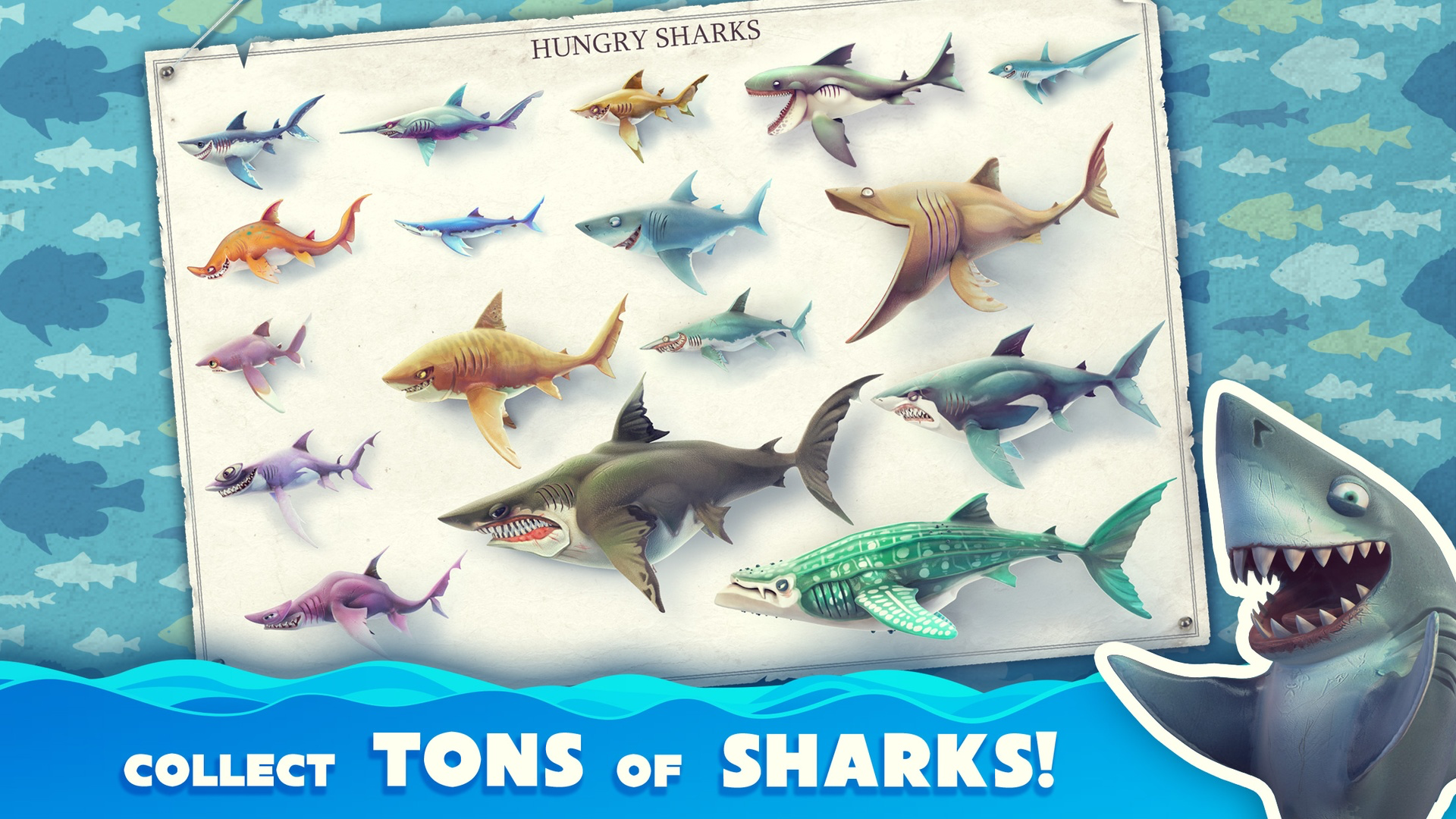 Hungry Shark World screenshot 14