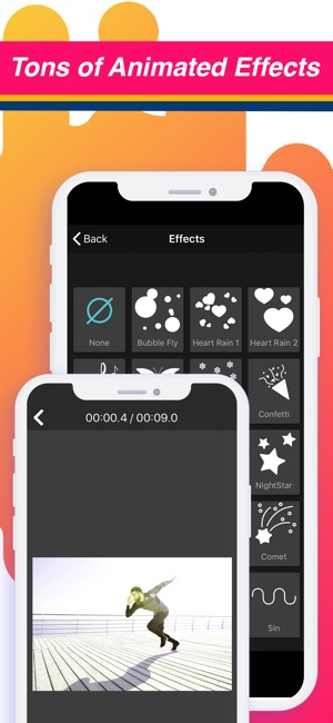 slow motion video editing app for iphone