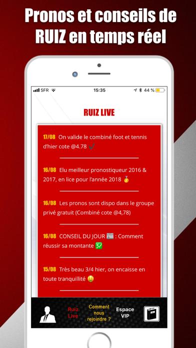 download Ruiz Pronos apps 1