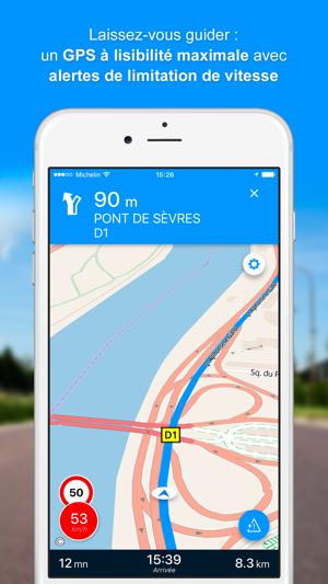 application gps iphone 4 gratuite