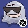 Ghosts - Halloween stickers
