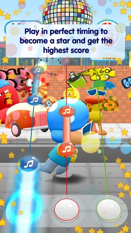 Pocoyo Tap Tap Dance screenshot-4