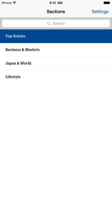 The Wall Street Journal. ScreenShot4