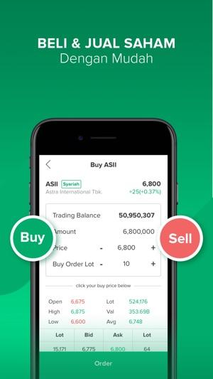 Stockbit Stock Investing App On The App Store