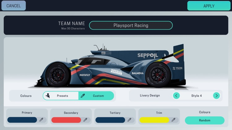 Motorsport Manager Mobile 3 screenshot-4